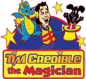Melbourne Kids Magician - Tim Credible the Magician - Children's Entertainer Melbourne