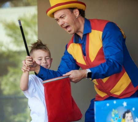 Children's Party Entertainer and Magician