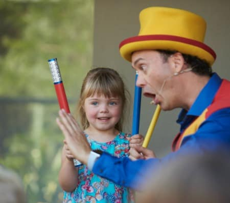 Magic Show for Children Melbourne
