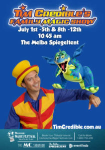 Melbourne Magic Show for Kids - School Holiday Activities